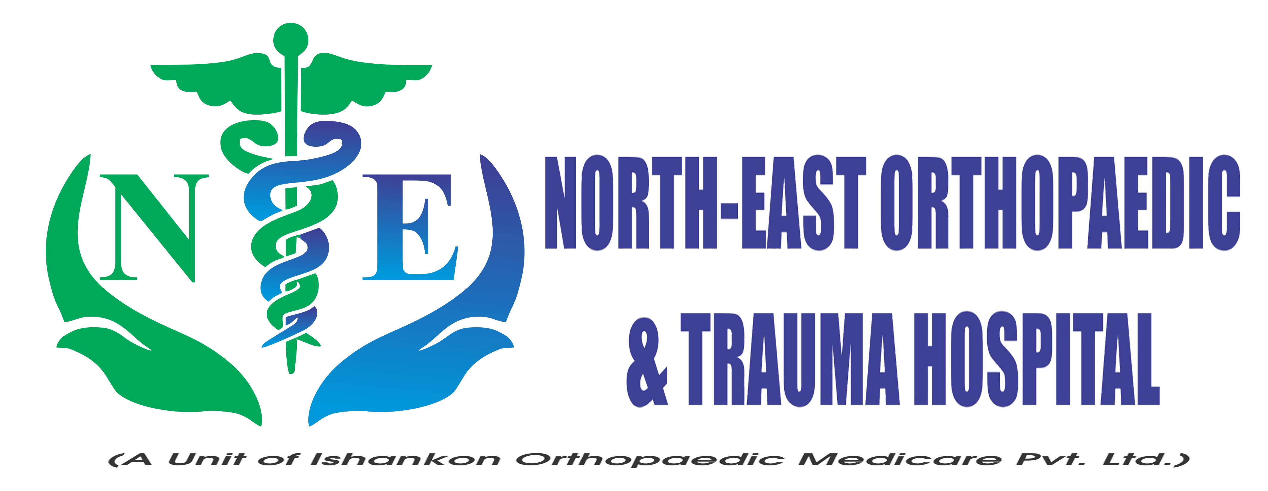 Logo for North East Orthopaedic & Trauma Hospital